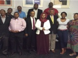 Eritrean Delegation to S. 1 Africa