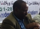 توافق أعضاء المجلس الوطني الإرتري على إختيار سكرتارية برئاسة حاج عبد النور لادارة الاجتماع الطارئ