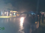 لم يمنع تساقط المطر بغزارة والرياح الشديدة من استمرار فعاليات مظاهرة ملبورن الثانية عشر