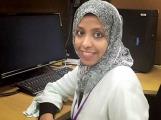 سماح سعيد أول فتاة تفوز بالجائزة الكبرى لجماعة اختيار الدوائر الإلكترونية ( الانباء الكويتية )