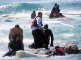 APTOPIX Greece Migrants Drown