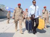 مذيع «الجزيرة» عثمان آي فرح يصف عملية انقاذ البحرية السعودية لهم من اليمن بفيلم سينمائي (مندب برس)