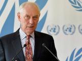 السيد مايك سميذ رئيس لجنة تقصي الحقائق عن انتهاكات حقوق الانسان في أرتريا