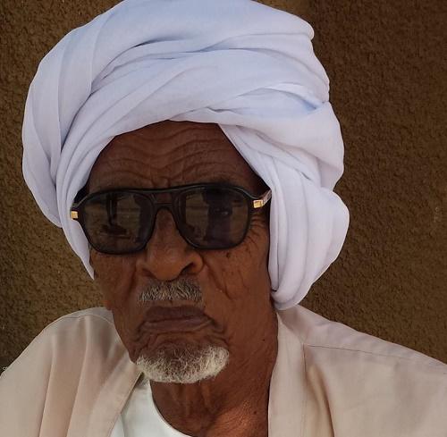 الشيخ محمد علي آدم عمر داير رحمة الله