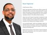 الاستاذ ناصر حاج حامد (المصدر www.islamic-relief.org)
