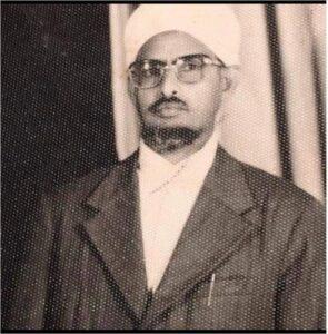 الشهيد/ حامد صالح سليمان