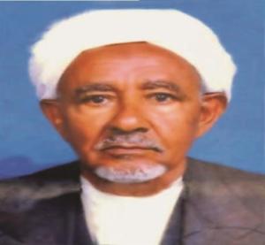الراحل العم المناضل/ محمد الامين أى فرح